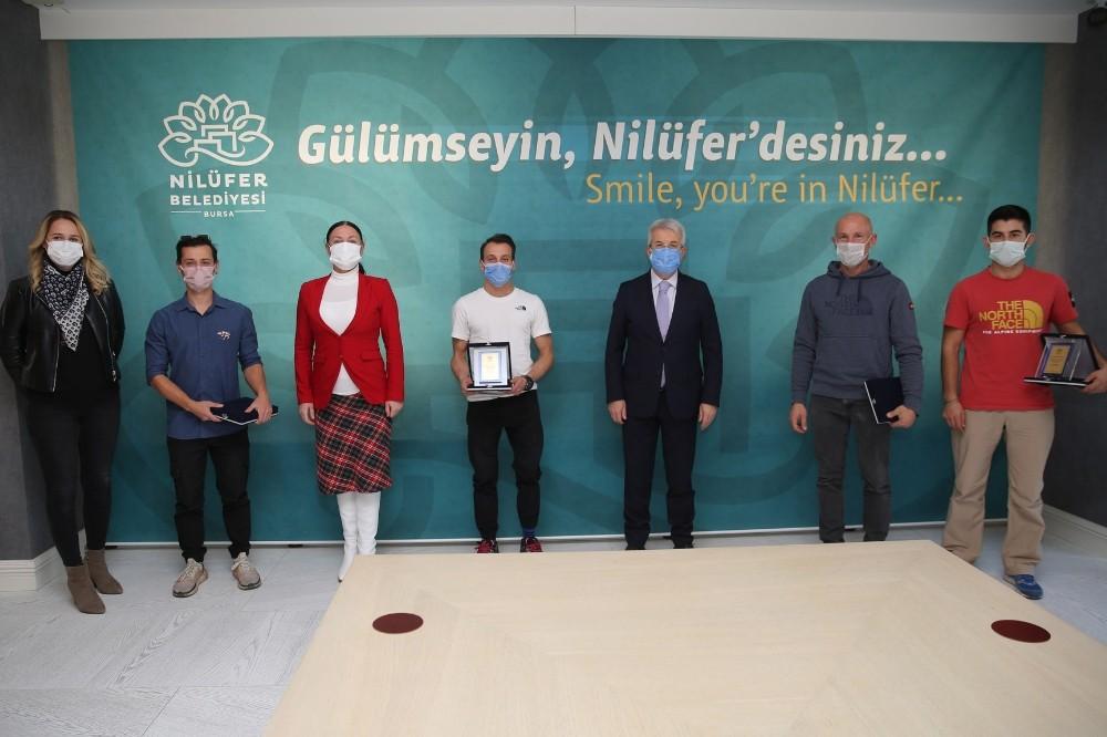 Bursa Nilüfer Belediyesinden Gönüllü Destekçilere Teşekkür