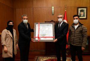 """Başkan Güngör: """"Ekinözü'ne 30 milyonluk yatırım yaptık"""""""