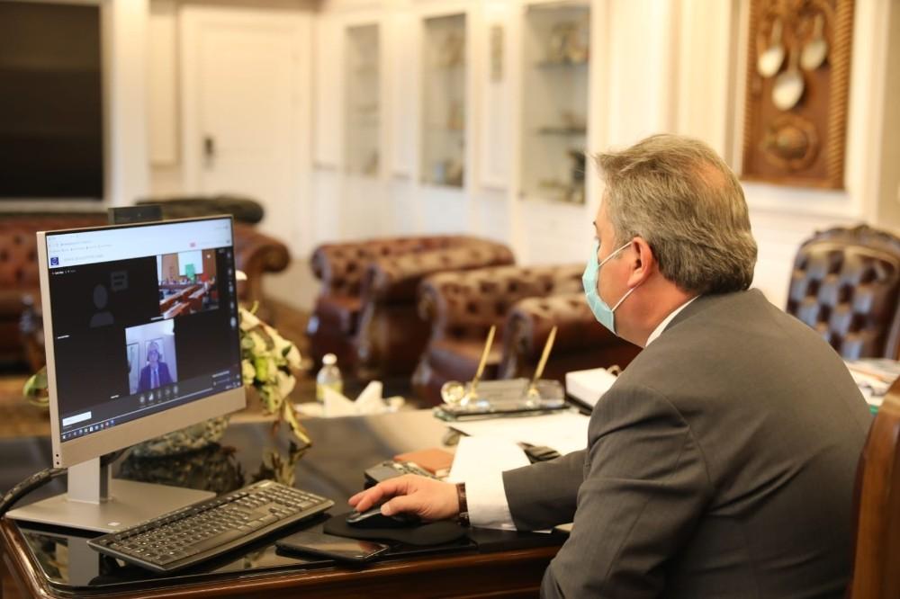 Başkan Palancıoğlu Avrupa Konseyi toplantısına katıldı