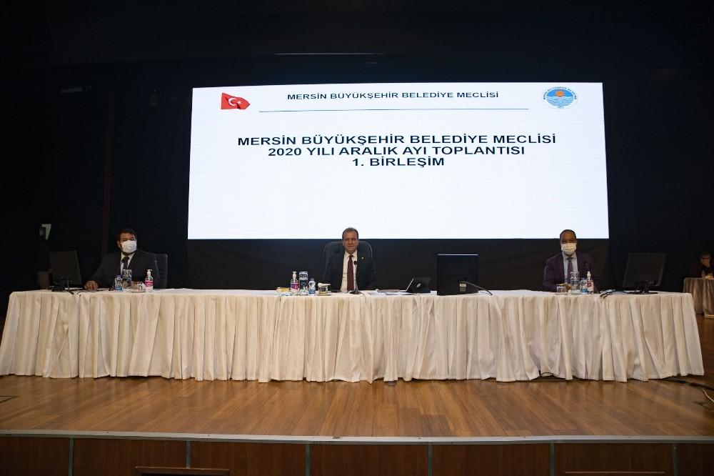 Başkan Seçer'in 250 milyon TL'lik borçlanma talebine Cumhur İttifakından ret