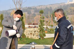 Balıkesir Altıeylül Belediyesi Polis ve Belediye Çalışanlarını Unutmadı