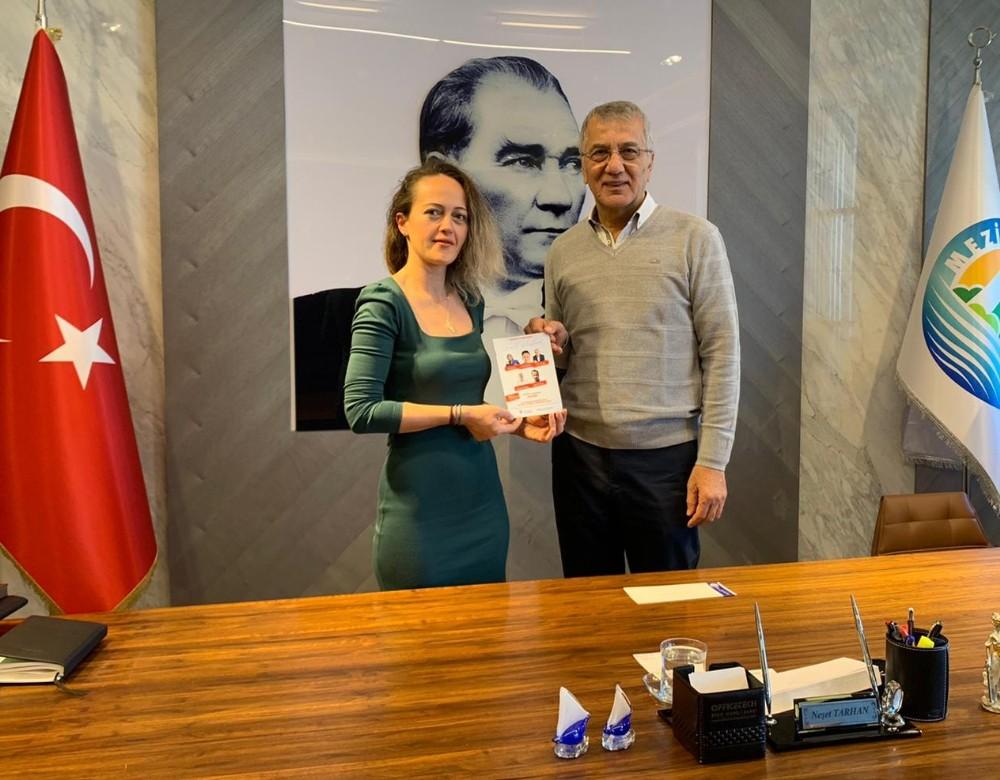 Başkan Tarhan'ın Ankara Sanat Tiyatrosu çağrısı karşılık buldu