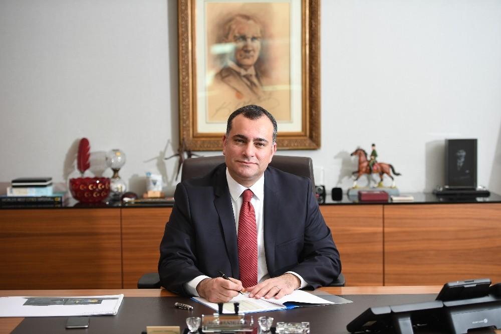 Başkan Taşdelen'in yeni yıl mesajı