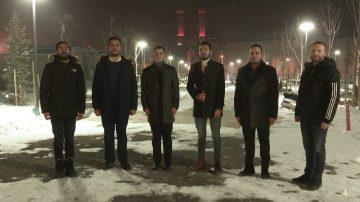 Erzurum Yakutiye'de M.Akif Ersoy Anıldı