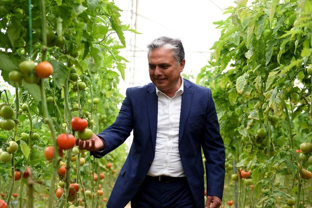 Başkan Uysal'dan üretim seferberliği çağrısı