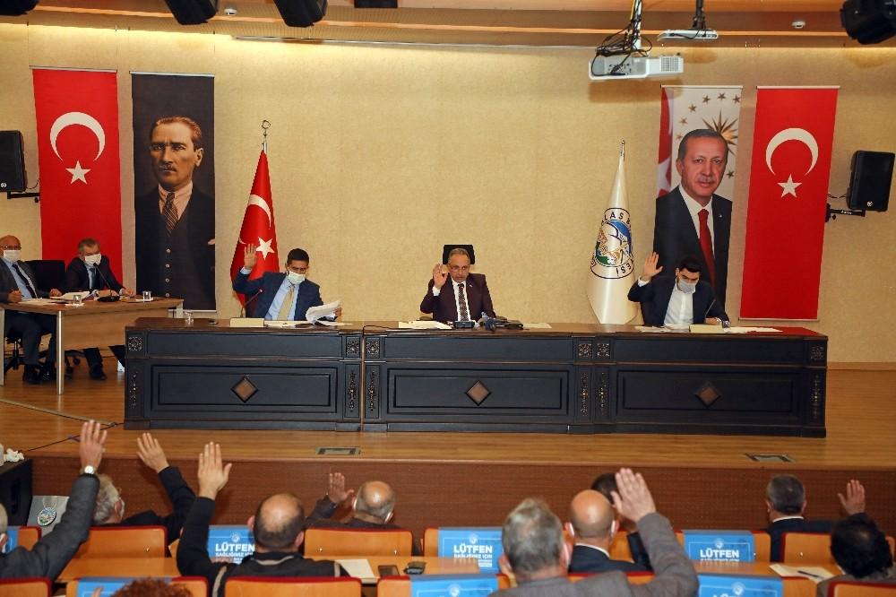 """Talas Belediyesi: """"Yatırımlar Yılı Bizi Bekliyor"""""""