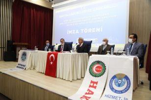 Battalgazi Belediyesi'nden personeline toplu sözleşme müjdesi