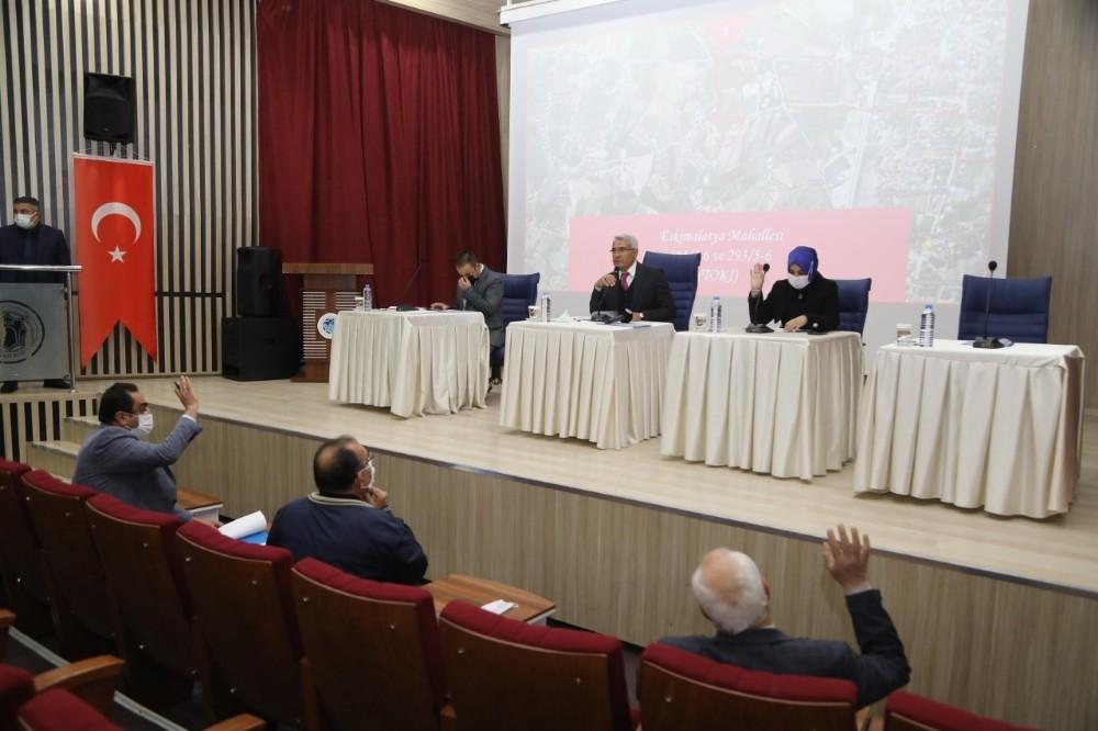 Battalgazi Meclisi aralık ayı olağan toplantısı tamamladı