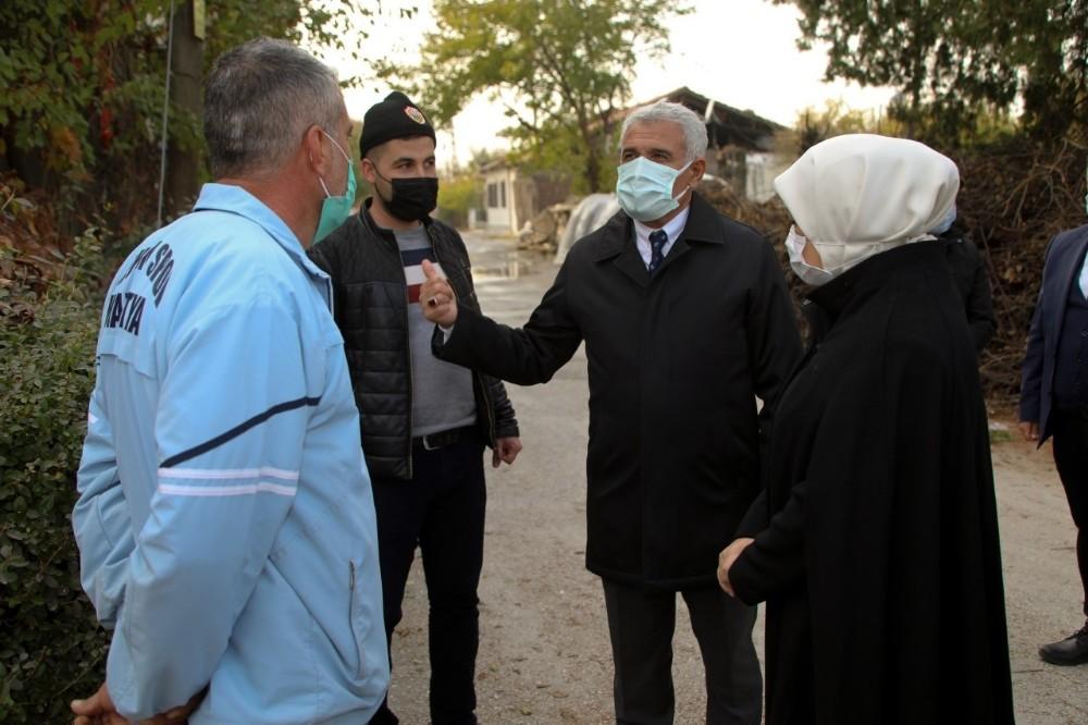 Battalgazi'de seçim vaatleri bir bir yerine getiriliyor