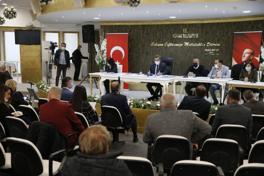İzmir Konak Belediye Meclisinden Kentsel Dönüşüm ve Birliktelik Mesajı
