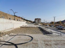 Bayat'a Millet Bahçesine 500 Bin Lira Ödenek