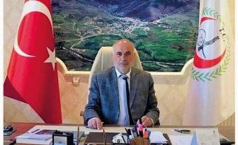 Gümüşhane Söğütlü Belediye Başkanı Ankara'ya Sevk Edildi