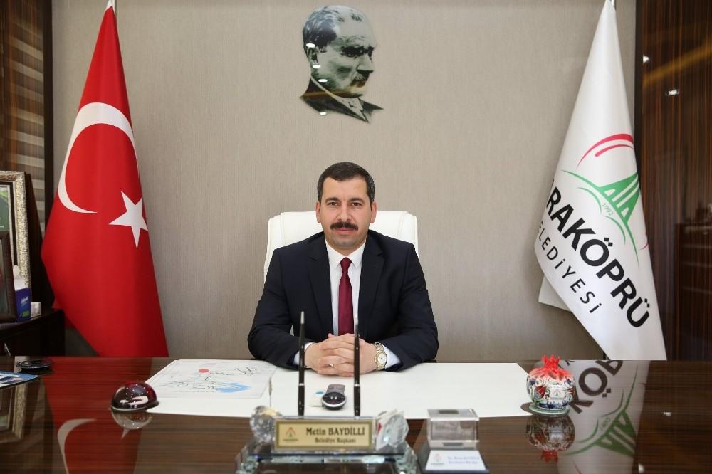 Şanlıurfa Karaköprü Belediye Başkanı koronaya yakalandı