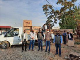 Bingöl'de köylere soba dağıtımı yapıldı
