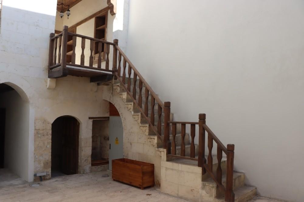 Birecik'te tarihi evi restore edildi