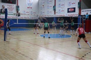 Bolu Belediyespor, Nevşehir Belediyespor'u mağlup etti