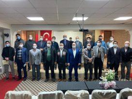 Bozyazı Müftüsü Sebahattin Turan Ankara'ya atandı