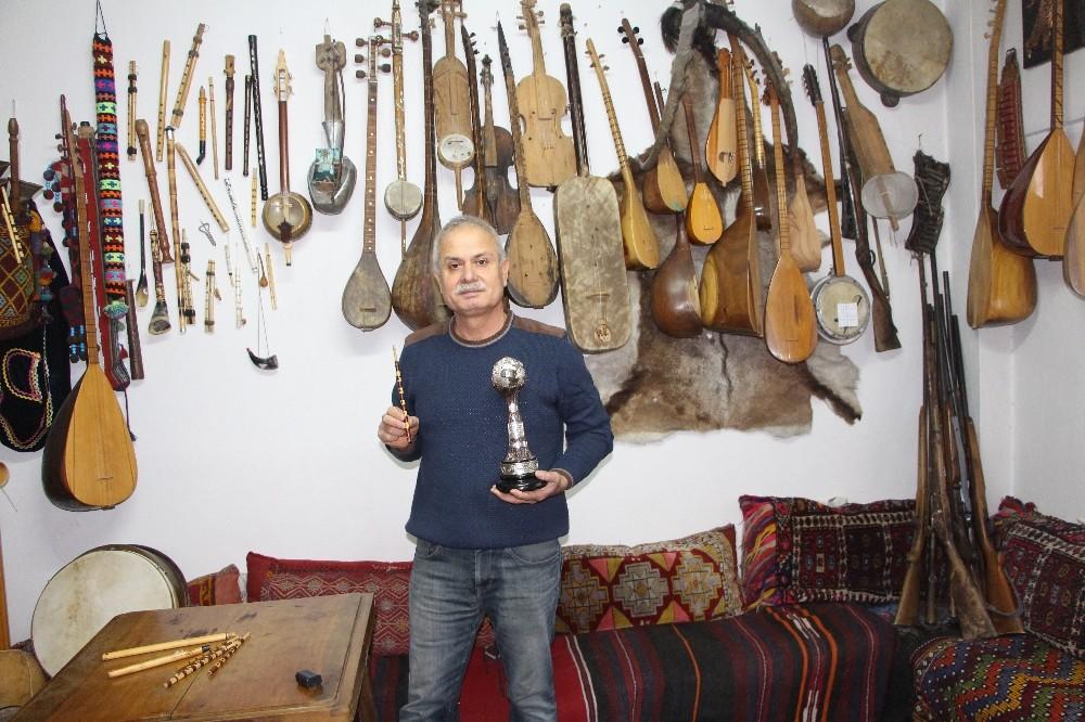 Burdur'un Yörük çalgısı, coğrafi işaret aldı