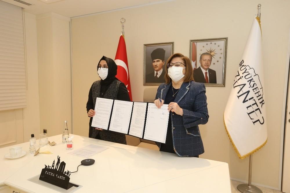 Büyükşehir Üsküdar Üniversitesi işbirliğinde aile yapısını koruyacak