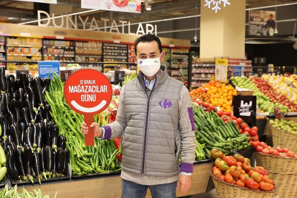 CarrefourSA 11 bin çalışanı ile Mağazacılar Günü'nü kutladı