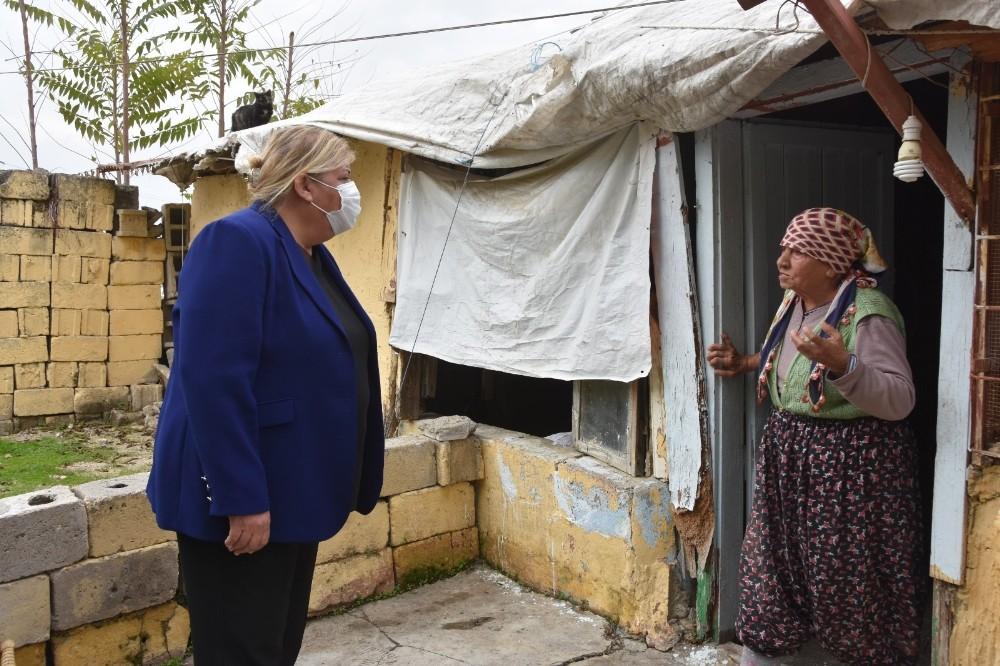 Ceyhan'da dezenfekte ve temizlik çalışmaları