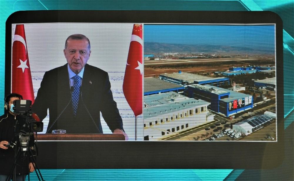 Cumhurbaşkanı Erdoğan'ın tank palet fabrikası ve Borsa İstanbul açıklaması