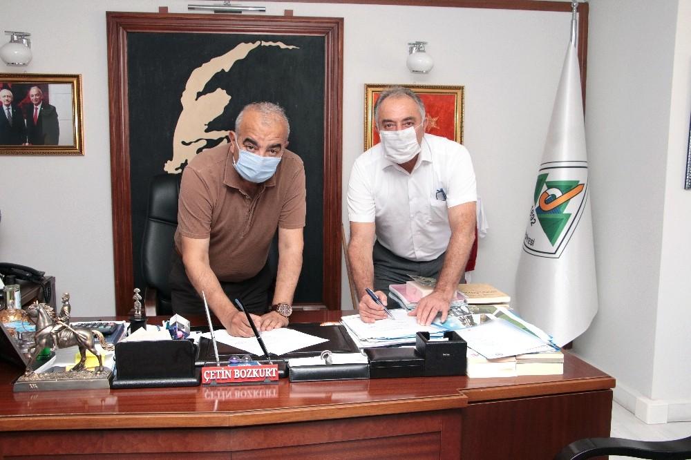 Devrek Belediyesinde toplu sözleşme imzalandı