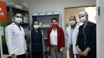 Didim Devlet Hastanesi'nde Elektronik Tedavi verilmeye başlandı