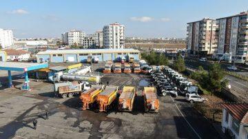 Diyarbakır Büyükşehir Belediyesi Kışa Hazır