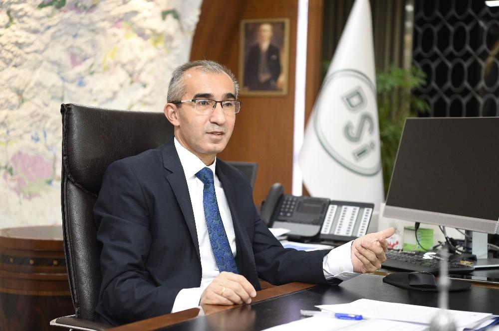 Edirne Meriç Sulaması işi sözleşmesi imzalandı
