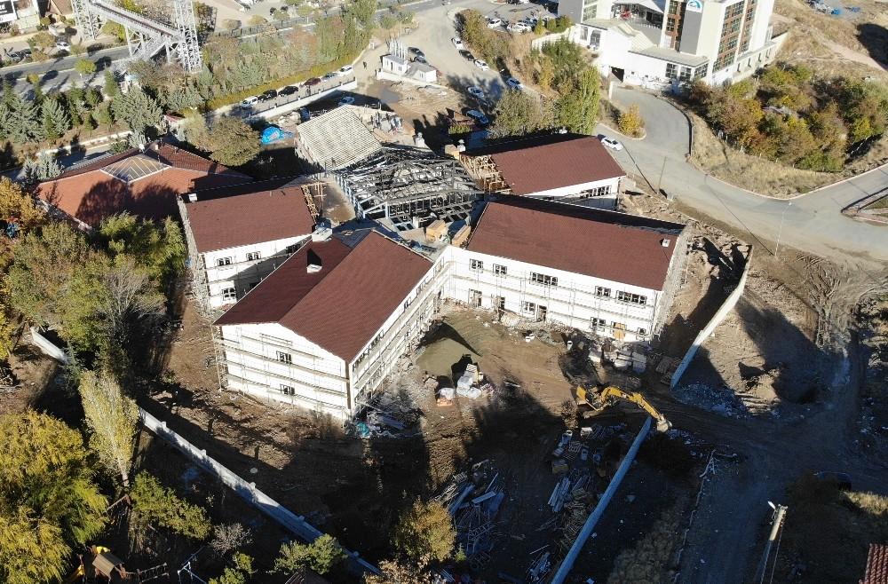 Elazığ Depreminde Hasar Alan Okulların Yerine 33 Okul