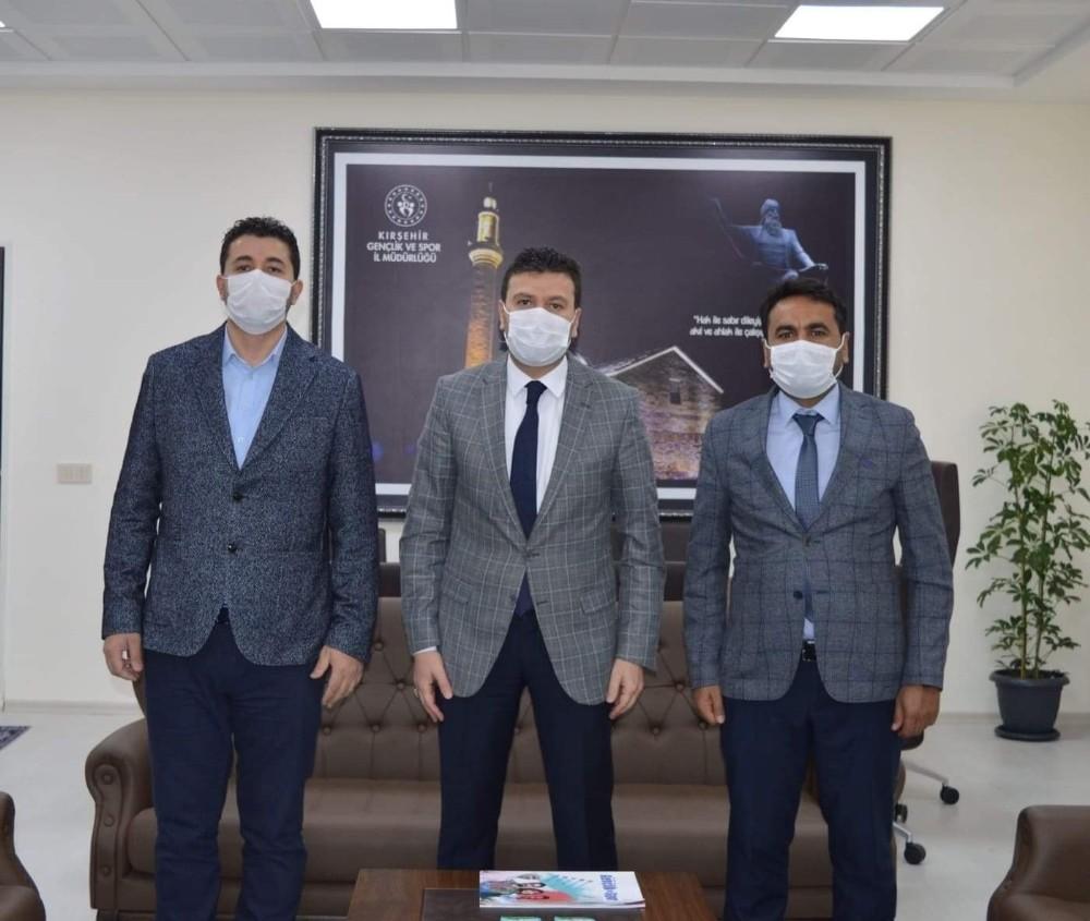 Kırşehir'den Engelli Sporculara Destek