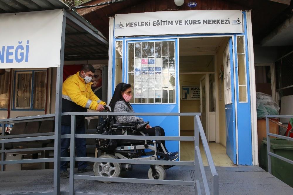 Engelsiz Tamir İstasyonu Buca'dan Türkiye'ye yayıldı