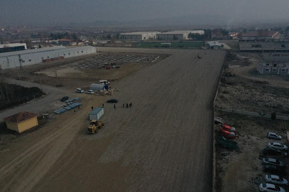 Erbaa belediyesi kendi elektriğini üretecek