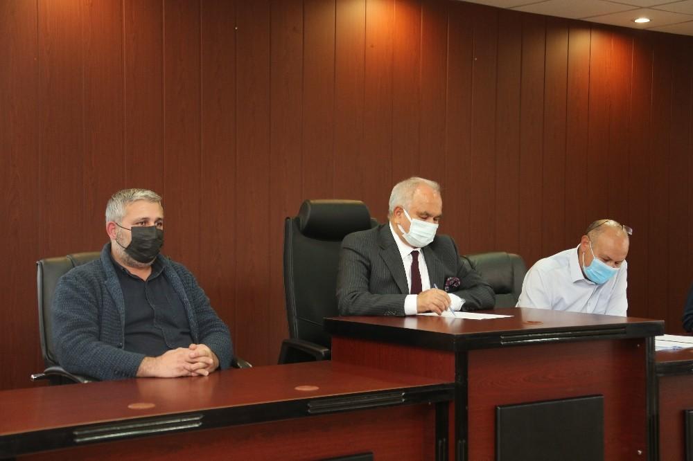 Erdemli Belediye Meclisi Aralık Ayı Toplantısını Gerçekleştirdi