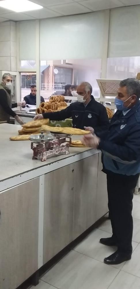 Ergani'de zabıta ekipleri gıda denetimlerine devam ediyor