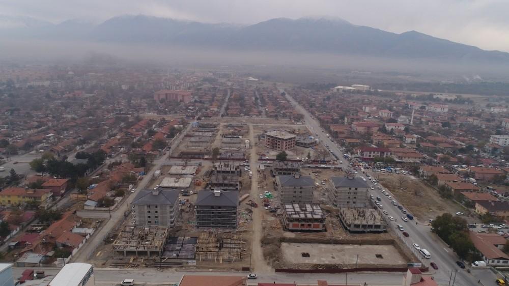 Erzincan Kentsel Dönüşüm Çalışmaları