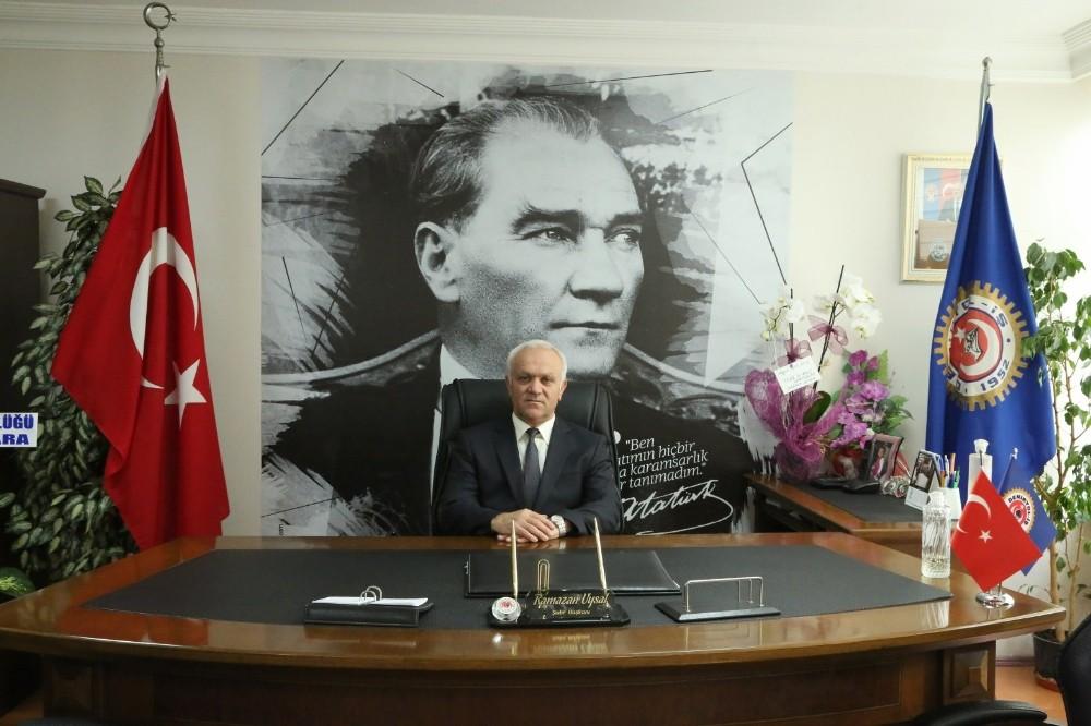 Eskişehir Büyükşehir Belediyesine işçi hakları tepkisi