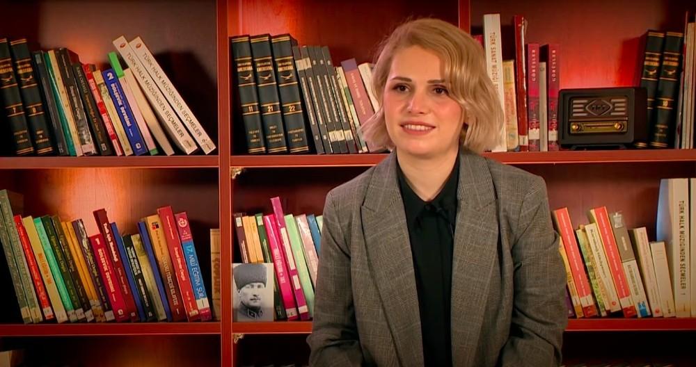 """ESOGÜ Bibliyofil'de """"Otomatik Portakal"""" romanı konuşuldu"""