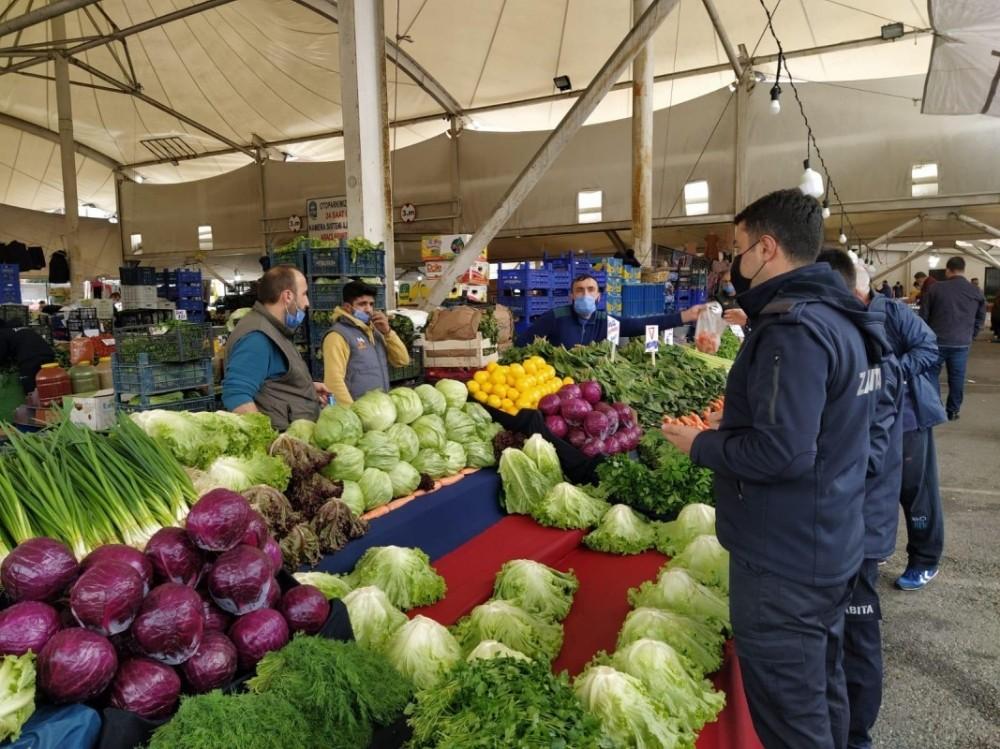 Eyüpsultan'da hafta sonu pazarlarının günü değişti