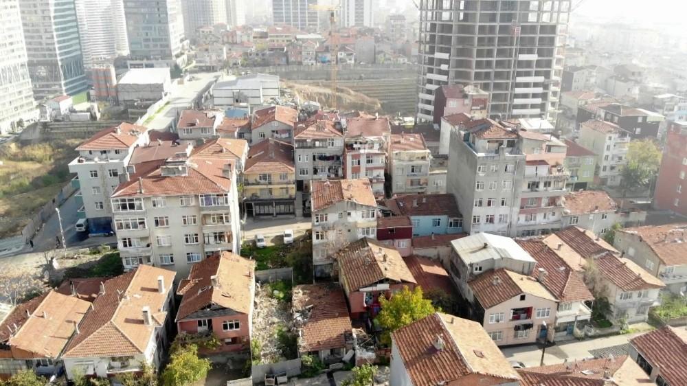 Fikirtepe'de kentsel dönüşüm düğümünde sorun çözülüyor