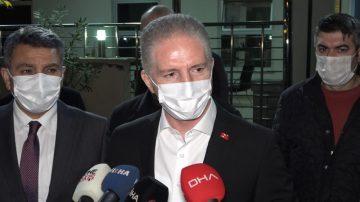 "Gaziantep Valisi: ""Tüm Personelle Sahadayız"""