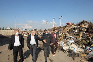 Gebze'de 994 bin 993 kilo atık ekonomiye kazandırıldı