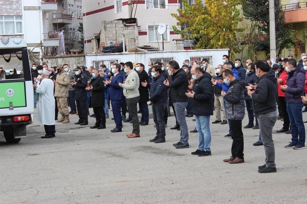 Giresun'da sağlık personeli Korona virüse yenik düştü