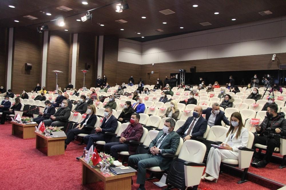 """Göç İdaresi Genel Müdürlüğünden Nevşehir'de """"Kadın Buluşmaları"""" programı"""