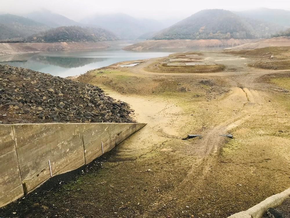 Gökçe Barajı'nda 40 Günlük Su Kaldı