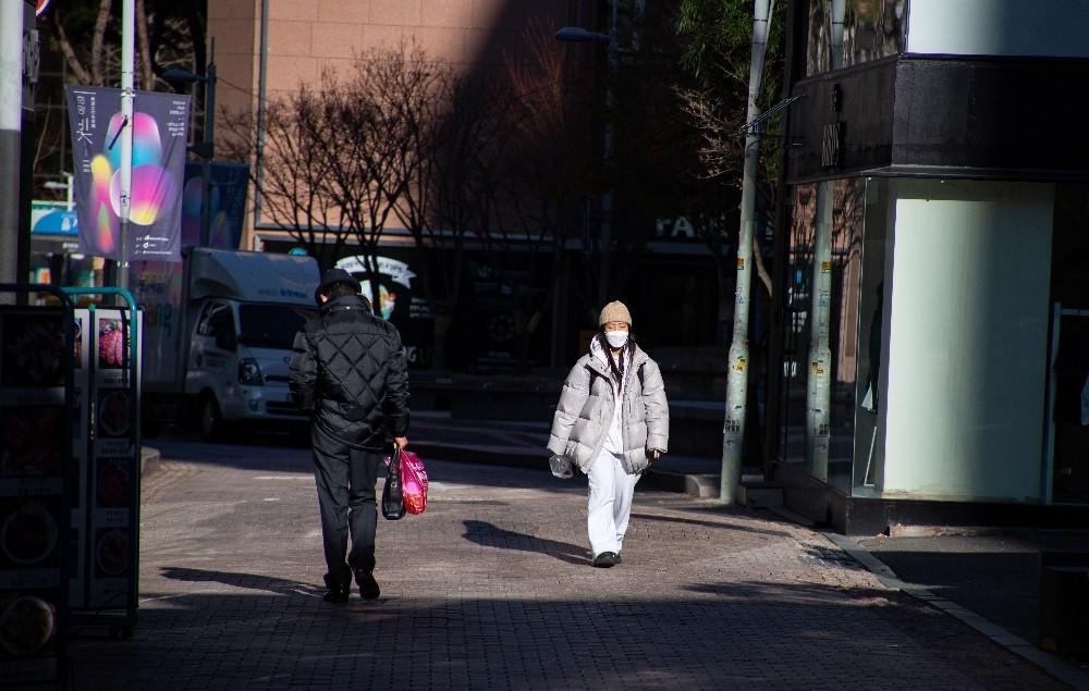Güney Kore'de vaka sayıları artıyor