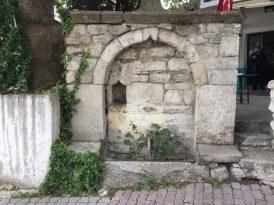 Gürpınar'da restorasyon çalışmaları başladı