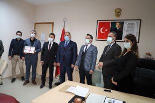Hakkari Devlet Hastanesine 'Erişilebilirlik' Belgesi