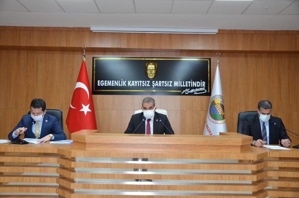 İl Genel Meclisi Aralık Ayı toplantısı başladı